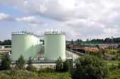 Oil Storage — Stock Photo
