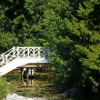 Stock Photo: Bridge