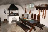 Old kitchen — Stock Photo