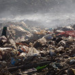 Garbage dump - Stock Photo