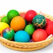 Easter eggs — Stock Photo #5824156