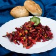 Beetroot salad — Stock Photo #5824602