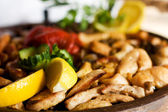 Gourmet food — Stockfoto