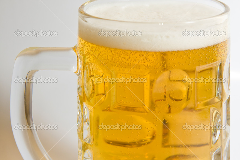 Light beer  Stock Photo #5824753