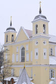 Sts. Peter and Paul Orthodox Church, Minsk — Stock Photo