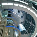 Futuristic architecture — Stock Photo