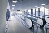 机场通路 — 图库照片