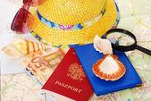 Summer holidays concept — Stock Photo