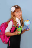 Ready for school — Stock Photo