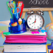 Royalty-Free Stock Photo: Time for  school