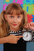 It`s time for school — Stock Photo