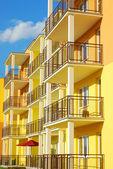 New apartments — Stock Photo