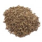Cumin seeds, indian spice — Stock Photo #5387498