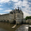 Stock Photo: CHATEAU CHENONCEAU