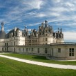 Chambord Castle on the Loire River. France. - Stock Photo