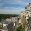 Stock Photo: Chateau of Amboise