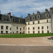 The chateau of Amboise - Stock Photo