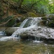 Crimea mountain streams — Stock Photo
