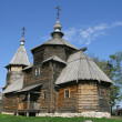 Transfiguration Church from village Kozliatyevo, Koltchugino reg — Stock Photo