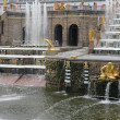 Stock Photo: Grand Cascade. Peterhof (Petrodvorets)