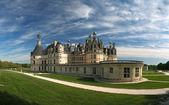 France. Chambord Castle on the Loire River. — Stock Photo