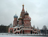 Saint Basil's Cathedral — Foto Stock