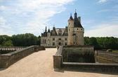 克洛斯。卢瓦尔河谷城堡群 — 图库照片