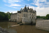 The Chateau de Chenonceau. Loire Valley — Stock fotografie