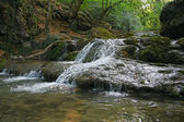 Crimea mountain streams — Stock Photo