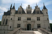 The Chateau de Chenonceau. Loire Valley — Foto Stock