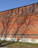 Smolensk Kremlin. The necklace of Russia — Stock Photo