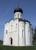 Church of the Intercession on the Nerl, Russia — Stock Photo