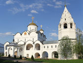 Our Lady's Intercession Nunnery, Russia — Stock Photo