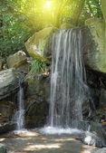 Spectacular Waterfall — Stock Photo
