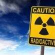 Radioactivity Sign — Stock Photo #5411418