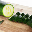 Sliced Zucchini - Stock Photo