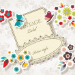 Royalty-Free Stock : Floral frame