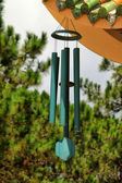 Wind chime — Stock Photo