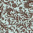 Seamless floral pattern — Vetorial Stock #6135911