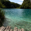 Plitvice Lakes. — Stock Photo