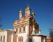 Klooster Rusland — Stockfoto