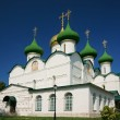 Russia, Suzdal-ancient a temple — Stock Photo #6172234