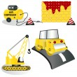 Construction icons 2 - Stock Vector