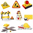 Construction icons — Stock Vector #5900854