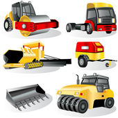 Construction icons 7 — Stock Vector