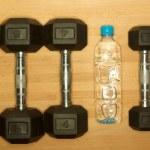 Weights — Stock Photo