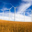 Wind Turbines — Stock Photo #5547497