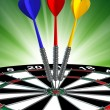 Royalty-Free Stock Photo: Darts