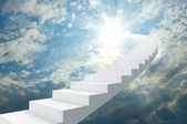Stairway to heaven — Stock Photo