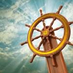 Постер, плакат: Ships wheel